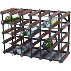 Found it at Wayfair.co.uk - Classic 30 Bottle Wine Rack 6 x 4