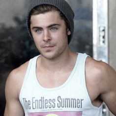 Who is just born like this? Zac Efron, that's who.