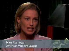Interview with American Vampire League rep Nan Flanagan