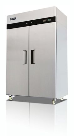 Migali C-2F 52' Competitor Series Commercial Freezer with 49 cu. ft. Capacity Hold Door Open Feature Interior Lighting and Automatic Defrost in Stainless * This is an Amazon Affiliate link. Visit the image link more details.