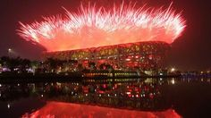 The Closing Ceremony of the Beijing 2008 Summer Olympic Games in Beijing China