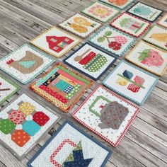 Bee In My Bonnet: Farm Girl Vintage quilt blocks are Here - New Sew Along too!!!