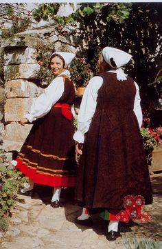 Istria, Barban © Rental Workshop of National Costumes Croatia