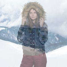 Napapijri Altavilla dames ski-jas