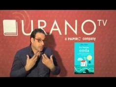 Entrevista Pere León, autor de 'La buena onda' (Urano) - YouTube