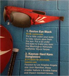 8568b1a2f8 Hard Kore Matte Red frame Featured in Sports Illustrated Kids May 2013  Issue. Kaenon