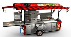 The History Of Hot Dog Carts « post Pages Articles