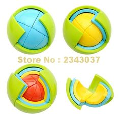 Brand New Kids Toy Intelligence Ball Puzzle Small Maze Ball Toys Early Educational Toys For Children