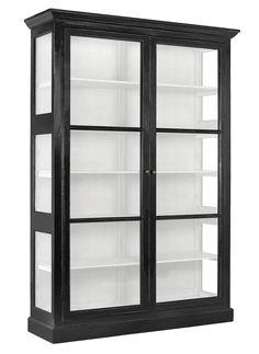 Classic cabinet vitrinskåp - Dubbel från Nordal hos ConfidentLiving.se
