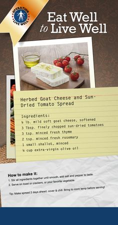 Herbed-Goat-Cheese-and-Sun-Dried-Tomato