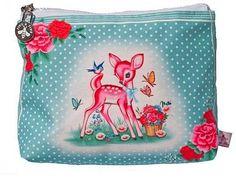 Bambi make up bag by Lapin & Me.