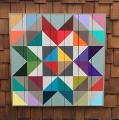 White Star Barn Quilt