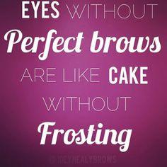 It's really just that simple. #3dbrows #browsonfleek #bloomfieldnj #thewaxden #bestof2015 #bestof2014