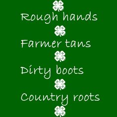 Love this! #4h life . Google