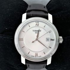 Tissot Bridgeport ID: Michael Kors, Watches, Gold, Accessories, Shopping, Sapphire, Stainless Steel, Wristlets, Leather