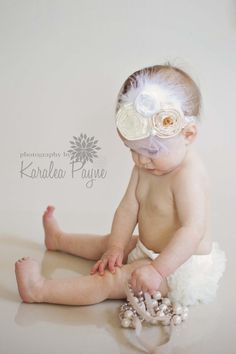pretty headband for baby girls