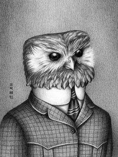 ExtinctCarolina Parakeet, 1918 birds wearing fashions from the year they went extinct: