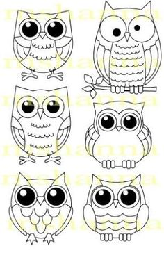 owls!! by Mnorris141