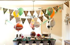 Coleson's Sports party