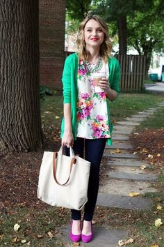 cool 45 Catchy Spring Work Outfits Ideas For 2016 - Latest Fashion Trends