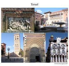 Teruel - visited May 2007