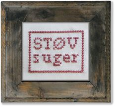 For de veloppdragne fulle av f. — Hjertebank - Lilly is Love Cross Stitching, Cross Stitch Embroidery, Cross Stitch Patterns, Knitting Patterns, Knitting Quotes, Modern Cross Stitch, New Words, Teaching Art, Art For Kids