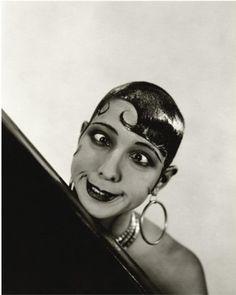 Josephine Baker    by George Hoyningen-Huene, 1934