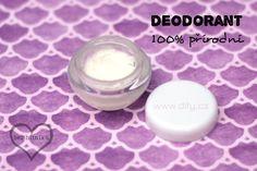 Jednoduchý krémový deodorant s bambuckým máslem Homemade Cosmetics, Nordic Interior, Deodorant, Beauty Hacks, Beauty Tips, The Balm, Lotion, Diy And Crafts, Healing