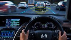 """Ποιο είναι το μοντέλο της Honda που θα πηγαίνει…""""μόνο""""του   My Review Honda, Vehicles, Car, Vehicle, Tools"""