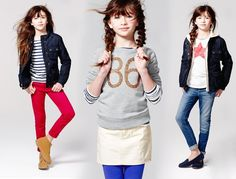 Nice Winter Outfits For School Ten pieces to mix and match for at least five cool-girl outfits from gap... Check more at http://24shopping.cf/my-desires/winter-outfits-for-school-ten-pieces-to-mix-and-match-for-at-least-five-cool-girl-outfits-from-gap/