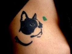 tattoo boston terrier - Recherche Google