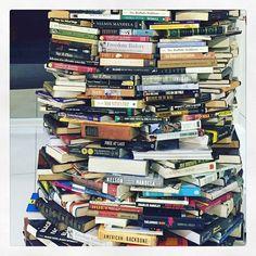 Book display at ybca #sanfrancisco