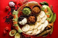 Arepas, venezuelan typical food