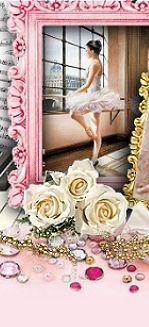 I need ideas to create a ballerina themed bedroom. Ballerina room decor. - Fairy princess ballerina bedding. - rose garden style bedroom design ideas