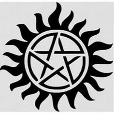 Correct pentagon anti possession symbol