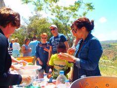 Kochkurse im Urlaub Workshop, Greek Dishes, Crete, New Recipes, Meal, Easy Meals, Vacation, Cooking, Atelier