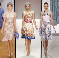 """This week's paNASH Style blog: """"Spring 2013 Fashions: Let Them Inspire You"""" #paNASHstyle"""