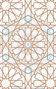 (42) تحليل أطباق نجمية . - بدائع الخط العربى والزخرفة Islamic Art Pattern, Arabic Pattern, Pattern Art, Geometry Art, Sacred Geometry, Islamic Calligraphy, Calligraphy Art, Arabesque, Motifs Islamiques