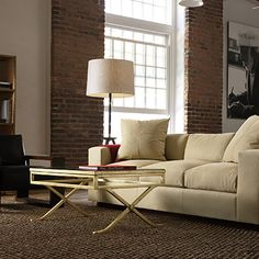 Bobbi Sofa and Pinky Street Cocktail Table Billiard Room, Sofa, Couch, Beautiful Living Rooms, Barcelona Chair, Cocktail Tables, Home Furnishings, Luxury, Furniture