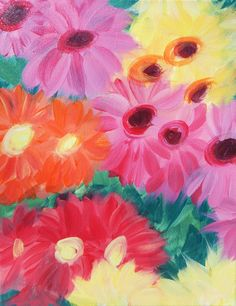 Mother's Day Gift Ideas — One Strange Bird - Take a painting class with mom!