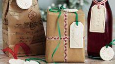 22 Awesome DIY Gift Tags | Christmas Gift Tags