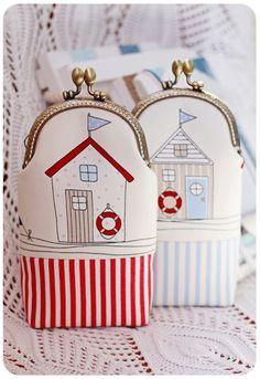 Frame Purse, Purse Tutorial, Basket Bag, Fabric Bags, Change Purse, Cute Bags, Zipper Bags, Handmade Bags, Purses And Bags