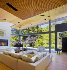 Mid Century Modern Residence By Griffin Enright Architects