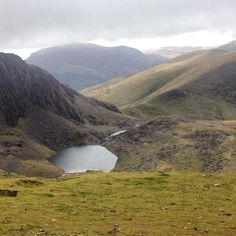 Half way up... #llanberis #Snowdonia by sjrobertson