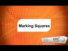 Marking Squares