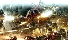 40k obliterators art - Google Search