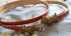 #cute #kiss #dog #belt http://www.cutepinknpurple.com/2014/05/oasapcom-haul.html