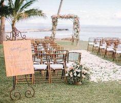 80 Beautiful Hawaii Destination Wedding Ideas | HappyWedd.com