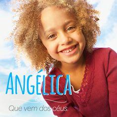 Quem aí tem uma Angélica em casa ou na barriga? No nosso site você encontra mais curiosidades desse e de muuuitos outros nomes lindos!