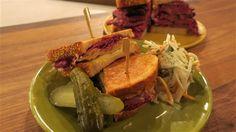 Sandwich de NY Sandwiches, Marina Orsini, New York, Snacks, Canada, Food, Souvenir, Kitchens, Recipes